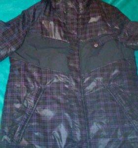 Куртка мужская размер м