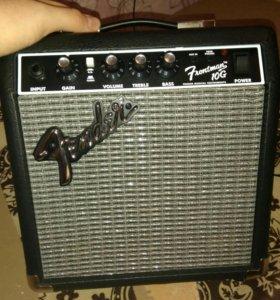 Комбоусилитель Fender Frontman10g