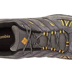 Columbia Man's North Plains Drifter Hiking Shoes