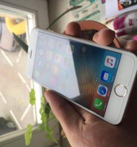 Айфон 6, 64 Гигабайт без Touch ID