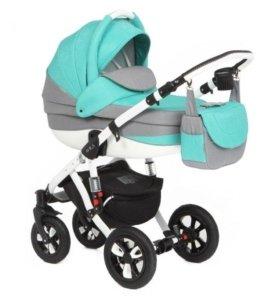 Детская коляска 2 в 1 Adamex Avila
