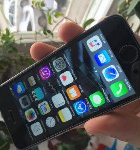 Айфон 5s с памятью 16 Гига с Touch ID