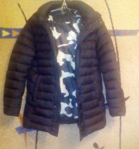 Куртка мужская зимняя на синтепоне