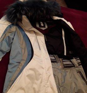 Лыжный костюм(горные лыжи)