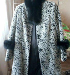 Пальто (натуральный мех)