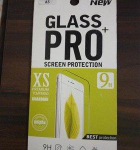Защитное стекло на А5