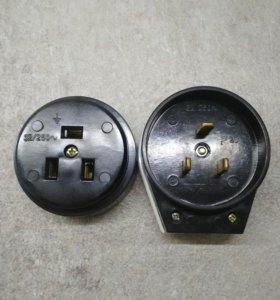Комплект для подключения электрической плиты