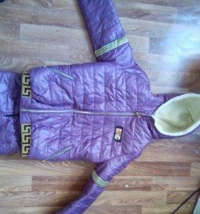 Лыжный костюм размер42_44