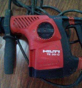 Перфоратор Hilti TE 30-C- AVR. Отличное состояние