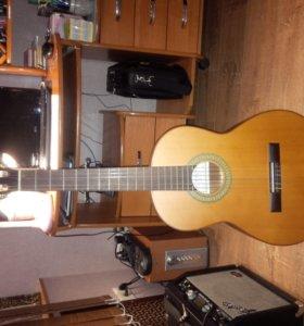 Классическая гитара R.MORENO 510