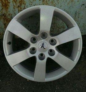 Новые литые диски R18