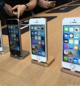 Новые iPhone 4s , 6s , 5s , 7 , 5 , 6