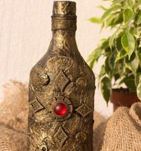 бутылка фляжка графин подарок
