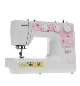 Новая швейная машинка Janome Dress Code