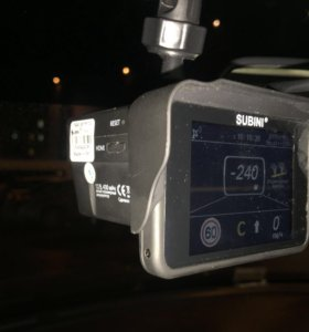 Радар-Видеорегистратор
