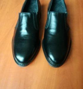 Туфли новые,натуральная кожа. Размер 27. Торг
