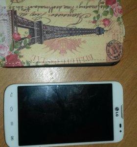 Телефон LG d-325