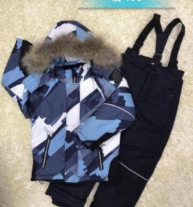 Новый костюм зима 128