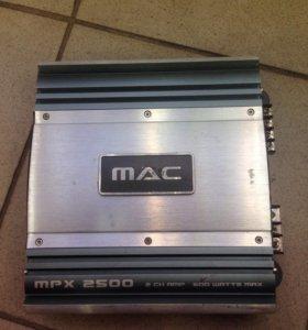 А/у MacAudio
