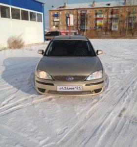 Ford mondeo 2006 гв