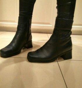 Ботинки Janita зимние натуральные