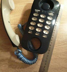 Телефон стационарный Unitel