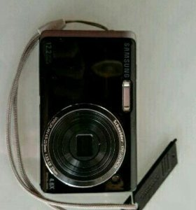 Продается фотоаппарат Samsung ST500 .