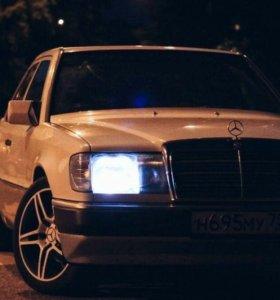 Mersedes W124