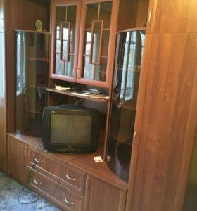 Горка мебельная