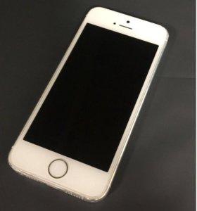 Айфон 5s , 16 Гб в отличном состоянии. Срочно.