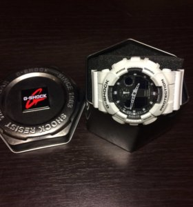 Часы CASIO G- SHOCK GA-100