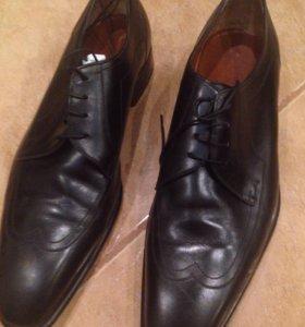 Мужские туфли a. tescom