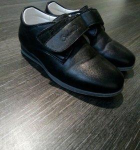 Туфли для мальчика новые