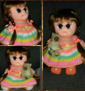 Кукла-пупс Мила в наличии