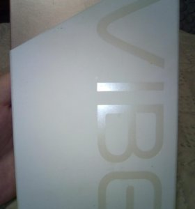 Коробка от lenovo vibe x2 gold