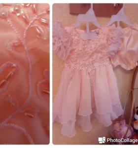 Платье на 1.5- 2 года.