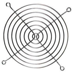 Решетка для вентилятора 120х120мм, 100х100мм