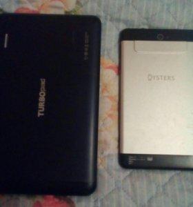 Два планшета на запчасти