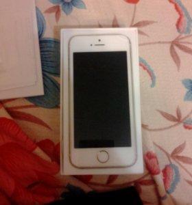 Iphone 5s на 16гб