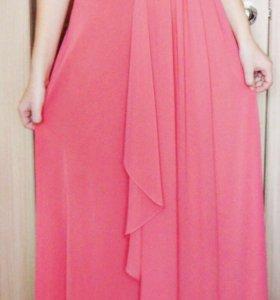 Красивое платье в пол 👗