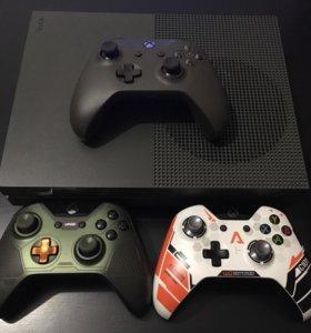 Xbox one S 1Tb Battlefield 1 Edition