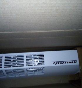 Электрическая тепловая завеса Тропик М-6