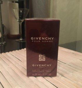 Givennchy pour Homme 30ml. Новые, в упаковке.