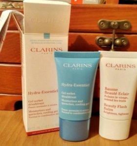 Набор Clarins для любого типа кожи (всё новое)