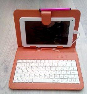 Продам планшет с клавиатурой
