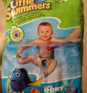 Трусики подгузники для плавания