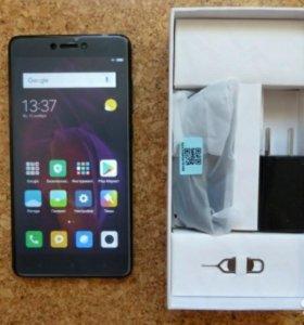 Xiaomi Redmi Note 4X (3/16 GB Black)