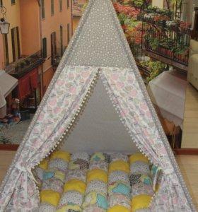 Вигвам домик-палатка