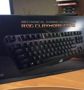 Игровая клавиатура Asus claymore core