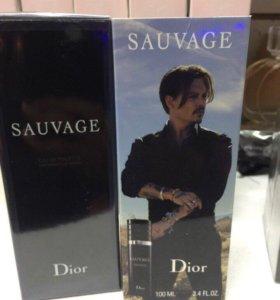 Dior парфюм мужской стойкий 100мл